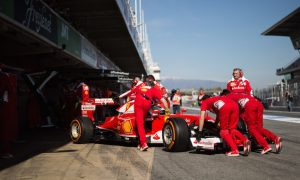 Vettel unconcerned by Ferrari problems
