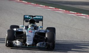Rosberg completes Australian GP simulation