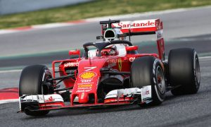 Ferrari Halo test was for visibility
