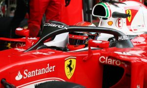 Massa repeats firm stance on 'Halo' concept