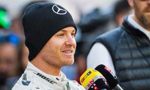 Rosberg wary of Ferrari speed threat