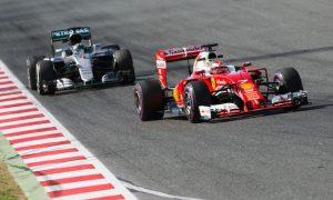Mercedes could be behind Ferrari - Rosberg