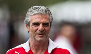 Arrivabene happy with pressure from Ferrari president