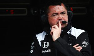 Boullier: No issue with McLaren's F1 budget