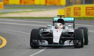 Hamilton fastest as Rosberg crashes in FP2