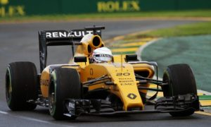 It feels amazing to be back - Magnussen