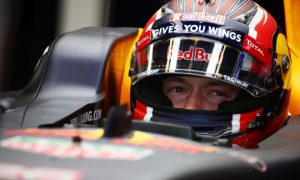 Kvyat preparing for Sunday charge after qualifying mishap