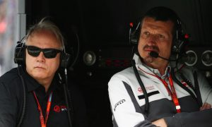 Steiner dismisses rumours of potential Haas sale