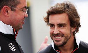 Alonso still confident McLaren can end Mercedes' supremacy