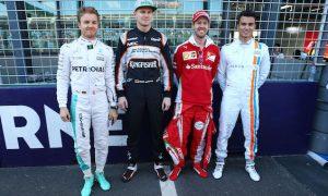 Germany's F1 quartet