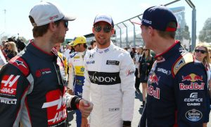 'No one better than me' at being the full package – Button