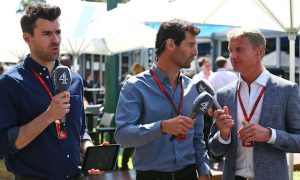 Channel 4 to study F1 options from 2019 after Sky deal