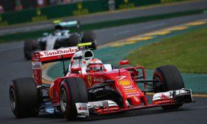 Ferrari definitely catching Mercedes - Raikkonen
