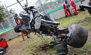 Alonso gets new engine for Bahrain after Oz crash