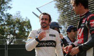 Alonso wanted to try to race despite broken ribs