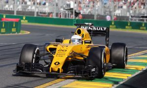 Magnussen buoyed by 'very driveable' R.S.16