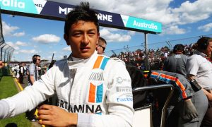 Driveline problem ends Haryanto's weekend early
