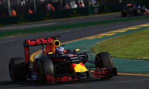 Horner sees Red Bull pace as a threat to Ferrari