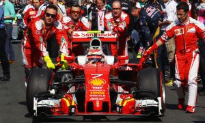 Raikkonen defends Ferrari's strategy calls