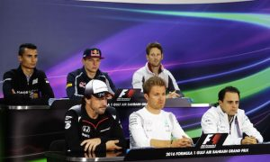 F1 drivers show united front on GPDA letter
