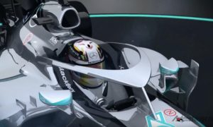Drivers not united on 'halo' safety concept