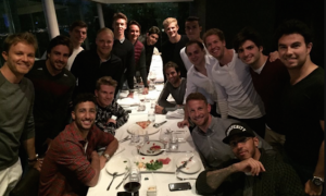 F1 driver dinner showed changing mentality - Massa