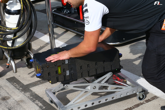 F1 technical: How does ERS deployment work? - F1i com