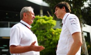 Marko blasts 'paranoid' Wolff for opposing 2017 rule changes