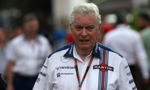 Symonds praises Haas accomplishments