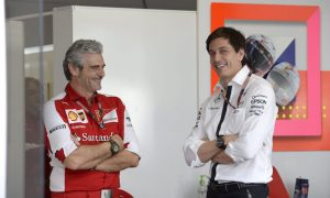 Mercedes the best team in ten years - Arrivabene