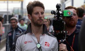 Pirelli tyre pressures 'absolutely ridiculous' - Grosjean