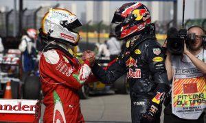 Vettel wouldn't change Kvyat exchange
