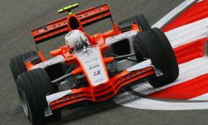 A lost F1 talent?