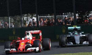 Wolff: Ferrari form means 'there is zero room for error'