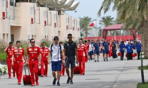 Explaining the F1 summer break