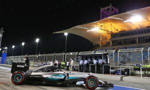 Hamilton not entirely happy with car balance