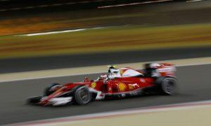 Raikkonen won't panic over Mercedes times