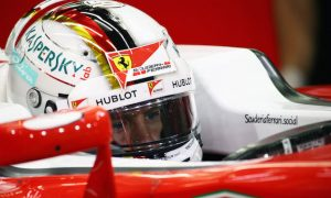 Vettel fails to start Bahrain Grand Prix