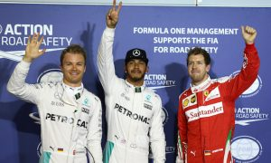 P3 Vettel eyes repeat of Melbourne start