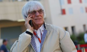 Ecclestone suggests Saturday race for 2017