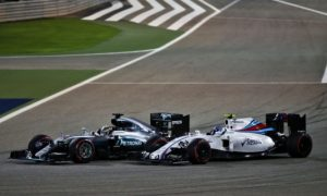 Bottas defends first corner incident  but believes Williams still lack pace