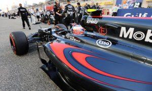 Button buoyed by best McLaren in 18 months
