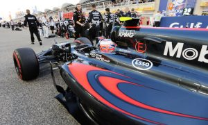 McLaren can be 'really proud' of progress - Button
