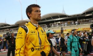 Palmer focusing on consistency, hoping for points