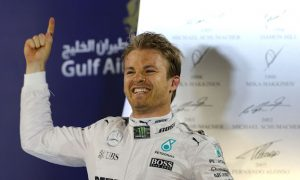 "Rosberg credits ""great getaway"" for Sakhir win"