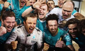 Rosberg expects to be at Mercedes 'for some time to come'