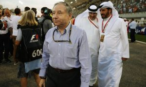 Todt wants FIA to have 'complete control' of F1