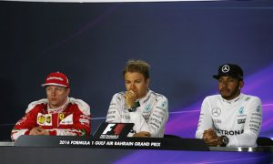 Ferrari will come at us strong - Rosberg