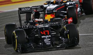 'I showed I deserve my place' in F1 - Vandoorne