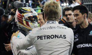 Hamilton class lessens early advantage - Rosberg